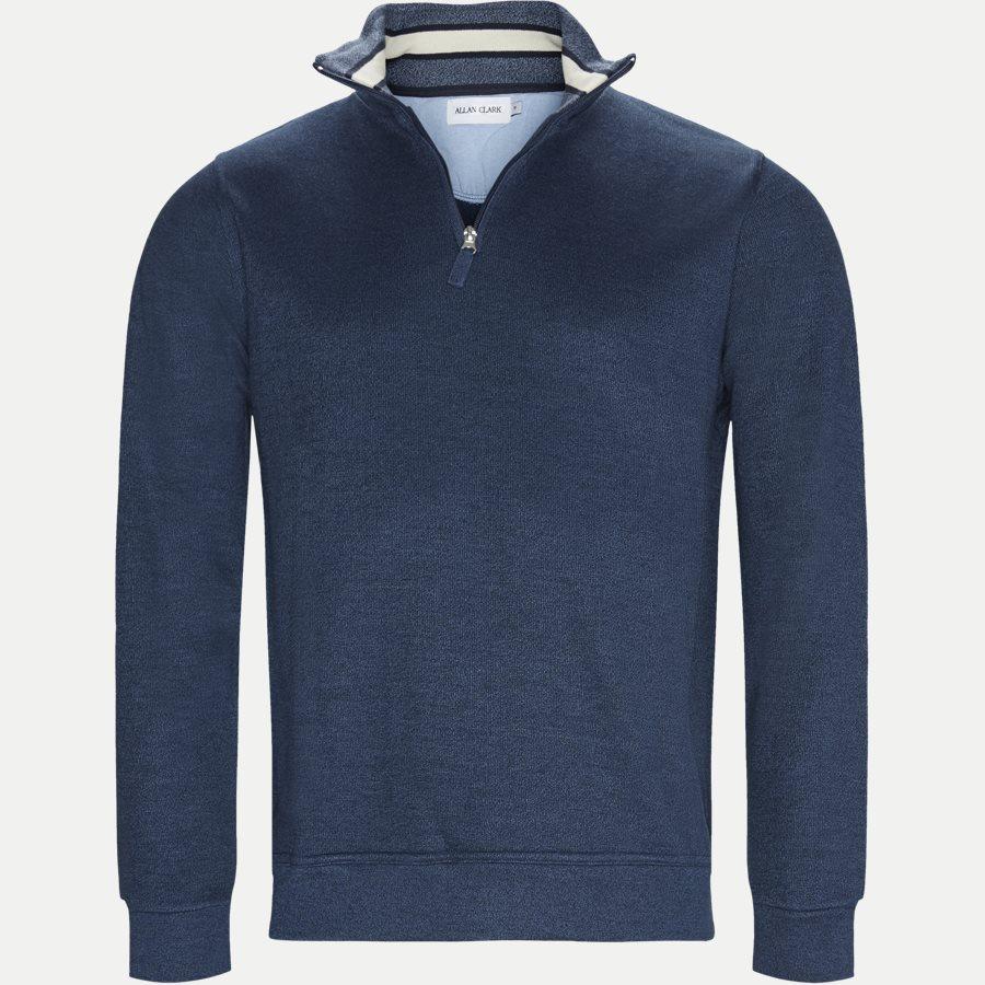 BILBAO - Bilbao Sweatshirt - Sweatshirts - Regular - DENIM MELANGE - 1